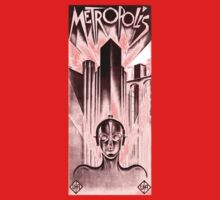 Metropolis by Bradley John Holland