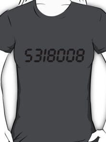 5318008 - Black  T-Shirt
