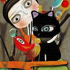 Friendship Art 2012 by Ruth Fitta-Schulz