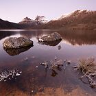 Cradle Mountain Winter Dawn by Nick Skinner