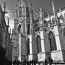 York Minster by Billy Hodgkins