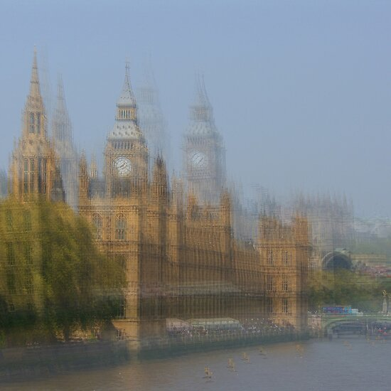 Houses of Parliament, London by KUJO-Photo