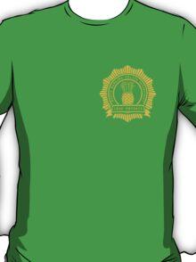 Pineapple Brigade (Badge Style) T-Shirt