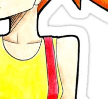 Pokemon - Misty Sticker