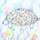 Pretty Cranky Turtle by Megan Stone