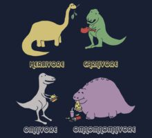 Dinosaur Diet by UncleCory