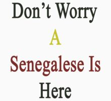 Don't Worry A Senegalese Is Here by supernova23