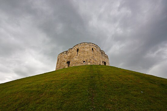 Clifford's Tower by Billy Hodgkins