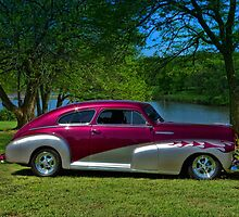 1948 Chevrolet Fleetline Custom by TeeMack