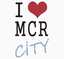 I Love MCR City by confusion