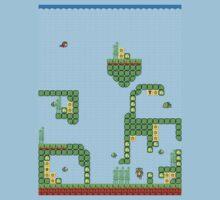 Alex Kidd #1 - Underwater by antdragonist