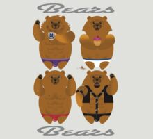 BEARS by peter chebatte