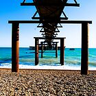 Brighton West Pier by Megas