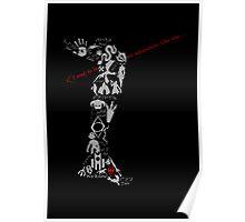 Arrow To The Tee - Skyrim Poster