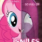 Two Sides - Pinkie Pie by TehJadeh