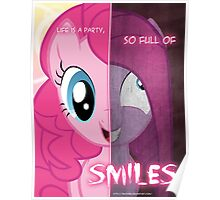 Two Sides - Pinkie Pie Poster