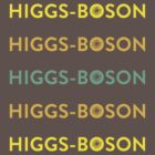 Higgs-Boson by Steve Hryniuk