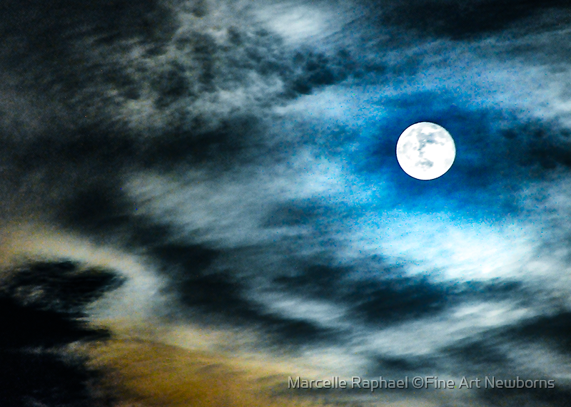 Moon's Storm by Marcelle Raphael