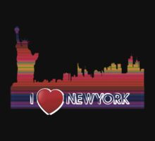 I Love New York by best-designs