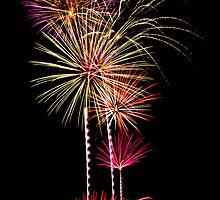 Fireworks  by Saija  Lehtonen