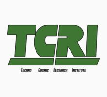 T.C.R.I Techno Cosmic Research Institute (green) by gerrorism