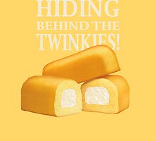 Common Law - You Were Hiding Behind The Twinkies! by countermeasures