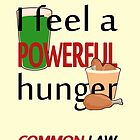 Common Law - I Feel A Powerful Hunger by countermeasures