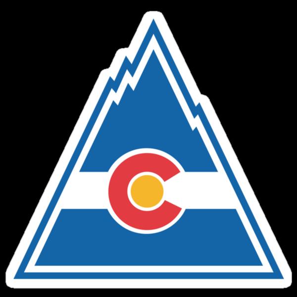 Colorado Rockies Hockey by delar0cha