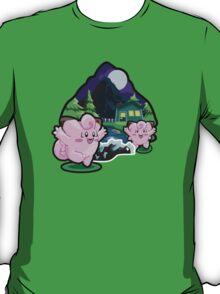 Mt. Moon Square T-Shirt