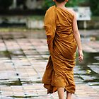 Novice Monk by KelseyGallery
