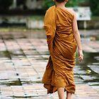 Novice Monk by KelseyGallery