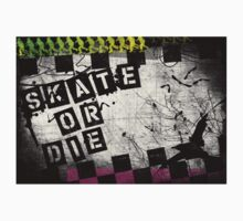 SKATE OR DIE. by LewisJamesMuzzy