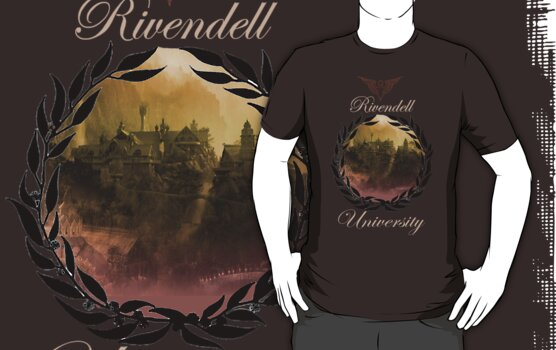 Rivendell University by singo59