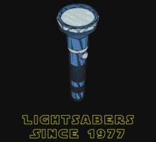 Lightsabers Since 1977 by jonah-vark