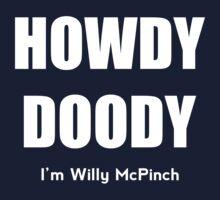 Willy McPinch by SimonSiThornton