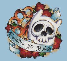 Pucha Yo Buns by cleveravian