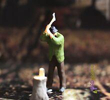 Series-Miniature-Carpenter by adpixels