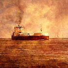 Great Lakes Shipping by welchko