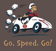 Go, Speed. Go! Kids Clothes