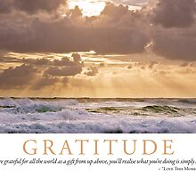 Gratitude by Lisa Frost
