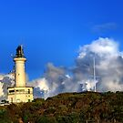 Lonsdale Lighthouse - Pt Lonsdale by Graeme Buckland