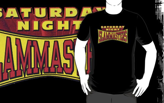 Saturday Night Slam Masters by martelski