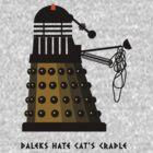 Daleks Hate Cat's Cradle by Buddhuu
