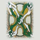 DAY 111 -  (365 DAY PROJECT - 'ONE DAY AT A TIME')  CELTIC DESIGN   by Colleen2012