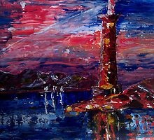 Lighthouse by Ciska