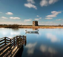 Threave Castle by Photo Scotland
