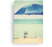 Just Relax Canvas Print