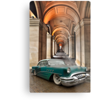 Low Cruiser Metal Print