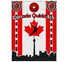 Canada Quidditch Photographic Print