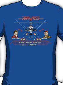 Pixel Airwolf T-Shirt